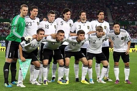 Argentyna rewanżuje się na Niemcach!