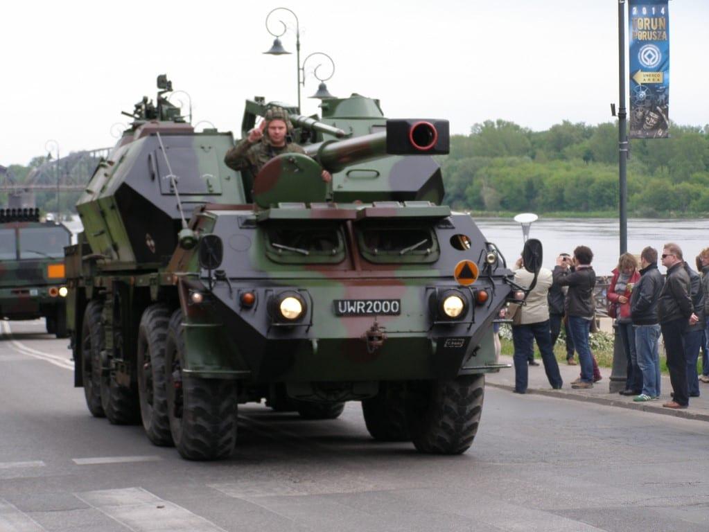Polskie wojsko buduje system odstraszania. Rozwinie się nasza gospodarka