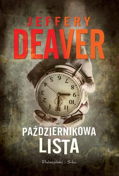 Bieganie tyłem - Jeffery Deaver -