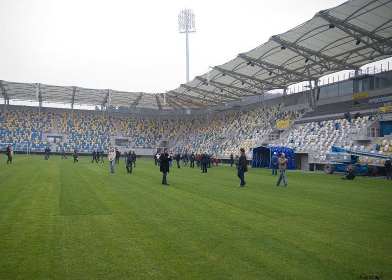 Arka Gdynia zwolniła trenera