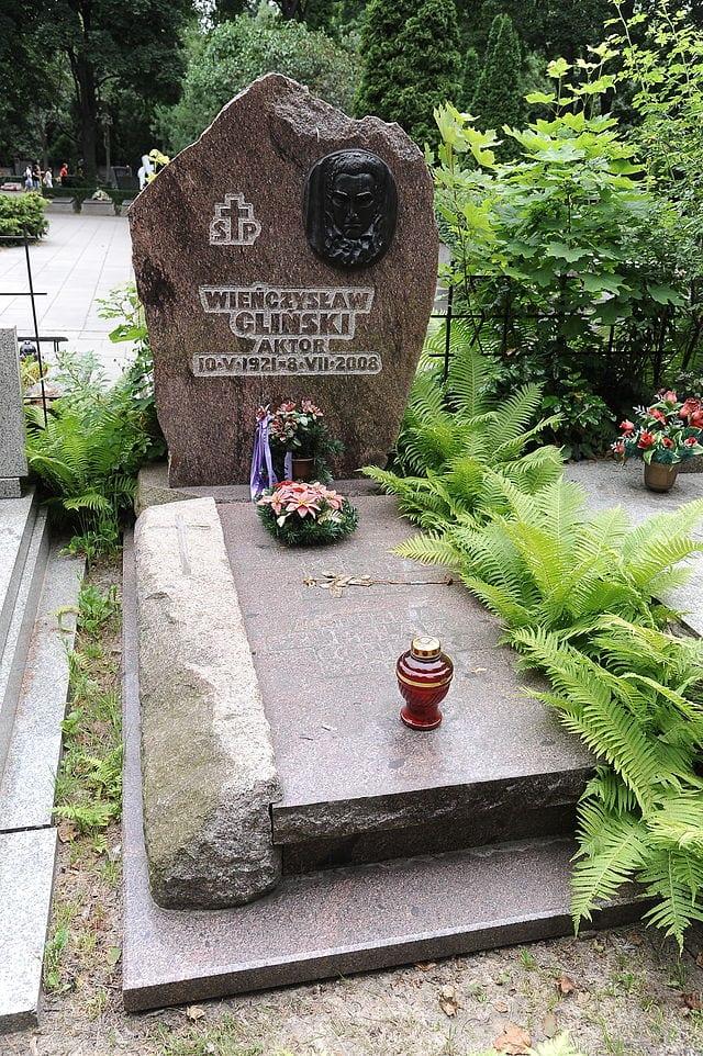 Wienczyslaw_Glinski_Grave