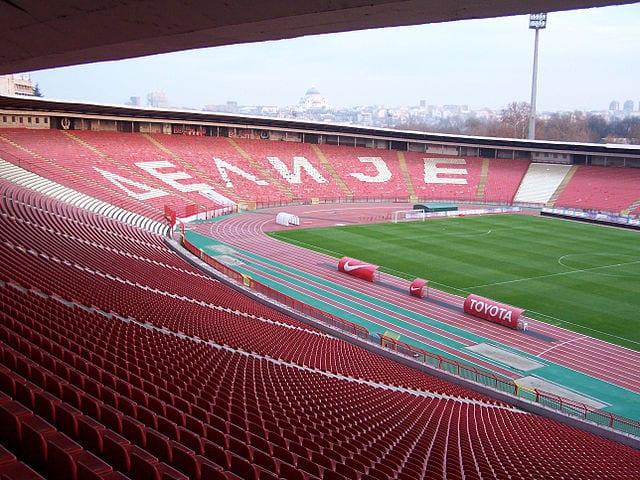 Crvena Zvezda Belgrad mistrzem Serbii