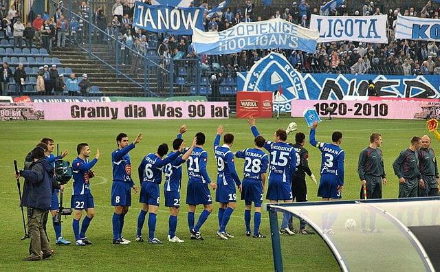 Ruch i Wisła otrzymają licencję na grę w UEFA