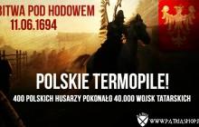 Stu na jednego! Polacy zwyciężyli! - bitwa pod Hodowem