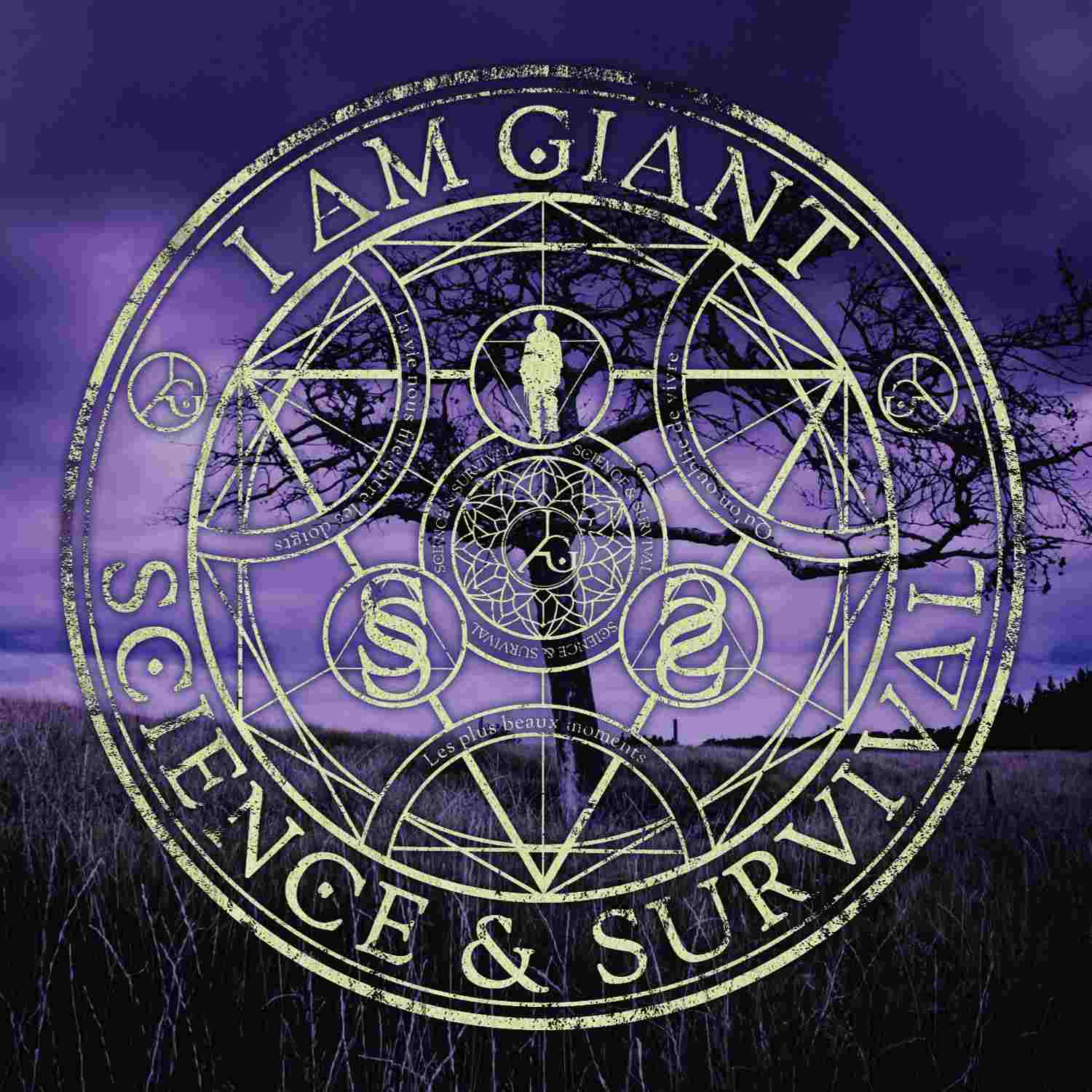 I AM GIANT Science & Survival cover small