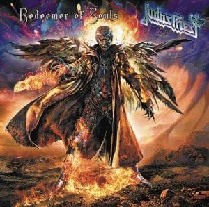 Judas Priest Redeemer standard album cover
