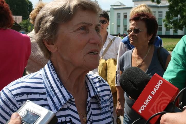 Kapitan Weronika Sebastianowicz Armia Krajowa autor Iness Todryk-Pisalnik Głos znad Niemna na uchodźstwie