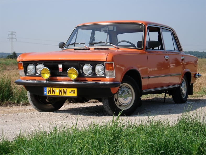 23 lata od zakończenia produkcji Polskiego Fiata 125p