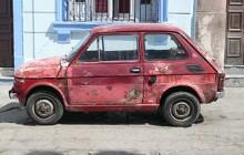 Pół wieku bez nowych samochodów