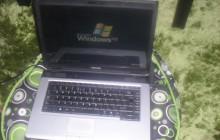 Oszust internetowy - laptop Toshiba za koszty przesyłki