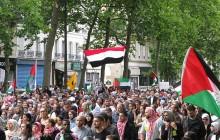 Paryż: Zamieszki na propalestyńskiej manifestacji