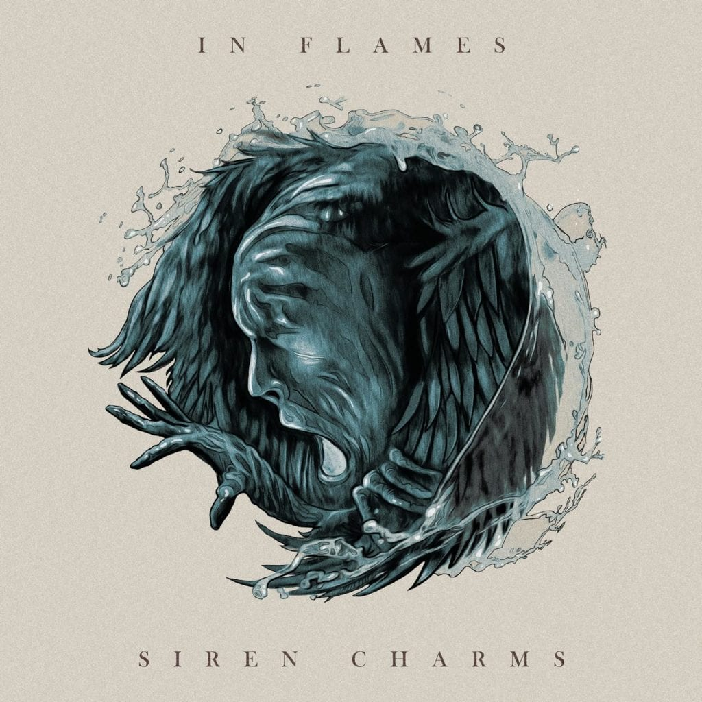 In Flames Siren Charms album cover
