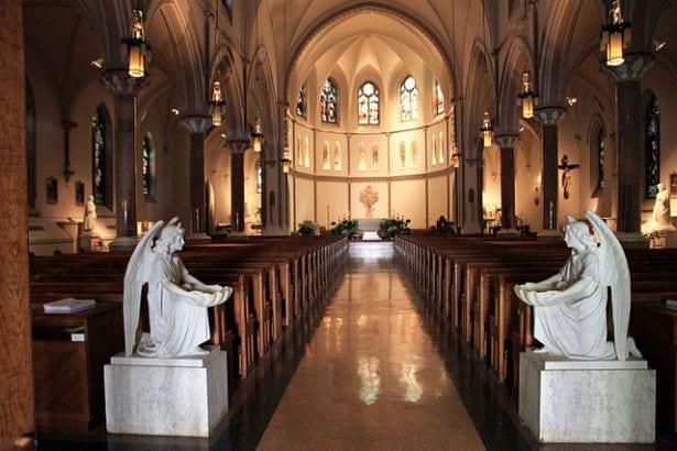 Kościół św. Patryka w USA commons wikimedia