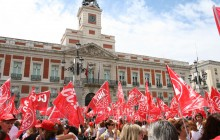 Hiszpania: skarbnik związku zawodowego UGT opływa w luksusach