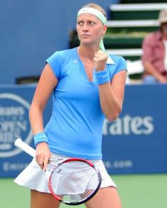 11. dzień Wimbledonu: Kvitova najlepszą z pań!