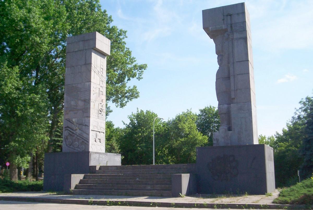 Olsztyn: przeniesienie pomnika Armii Czerwonej