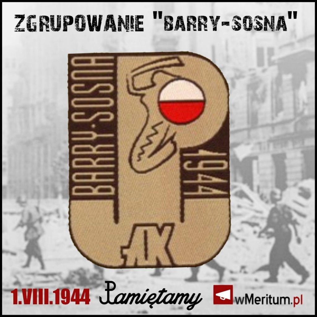 Zgrupowanie BARRY-SOSNA