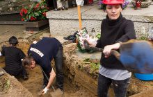 Znamy właściciela ryngrafu z Matką Boską, który został odnaleziony na Cmentarzu Bródnowskim. To żołnierz NSZ