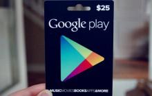 Google wprowadzi karty podarunkowe do Polski