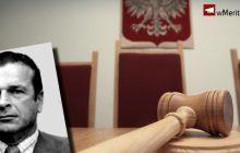 Czesław Kiszczak nie może odpowiadać przed sądem. Nie pozwala mu na to