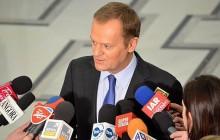 Donald Tusk uczy się angielskiego... na Malcie