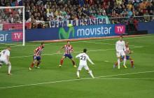 Primera Division: Real Madryt pokonał Atletico w derbach, hat-trick Ronaldo