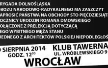 We Wrocławiu upamiętnią 150. urodziny Dmowskiego