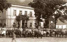 Powstanie Sejneńskie 23-28 sierpnia 1919 roku