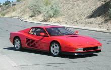 25-letnie Ferrari Testarossa z zaskakującym przebiegiem - kolekcjonerzy zacierają ręce