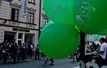 Lublin: ONR upamiętnił 150. rocznicę urodzin Dmowskiego [Galeria]