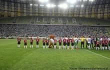 Ekstraklasa: Lechia znów bez porażki na własnym obiekcie, Zagłębie Lubin wygrywa z Górnikiem Łęczna