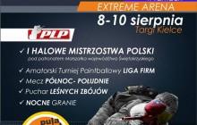 Kielce: I Halowe Mistrzostwa Polski w Paintballu