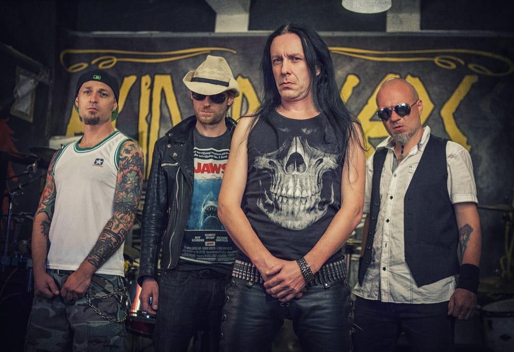 Acid Drinkers prezentują trailer zapowiadający  album