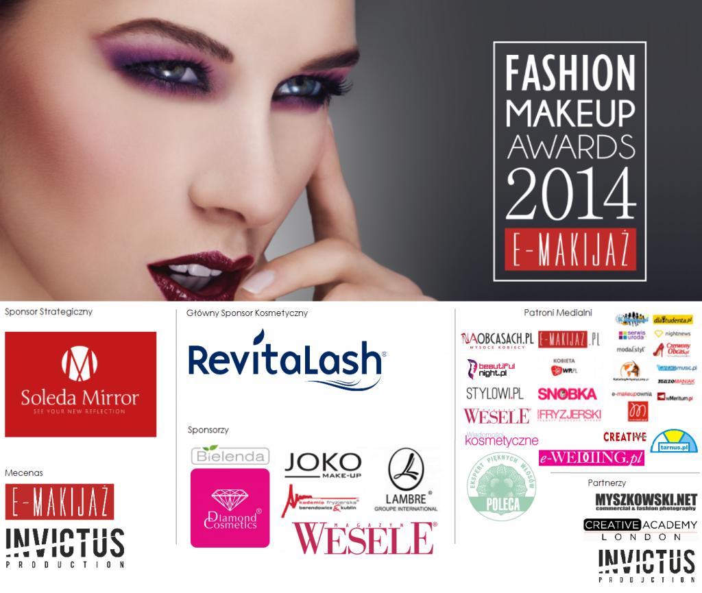 Wystartował Fashion Makeup Awards 2014