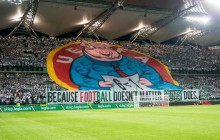 Mecz Borussia - Legia bez kibiców z Warszawy!