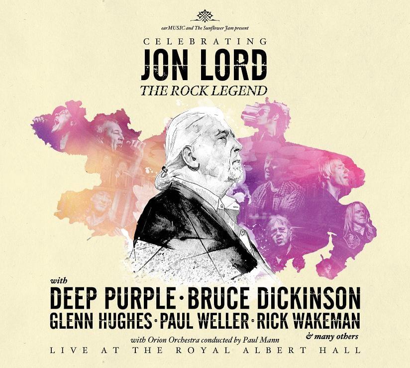 Muzycy w hołdzie Jonowi Lordowi