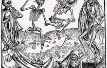 Czarna śmierć czyli danse macabre średniowiecznej Europy