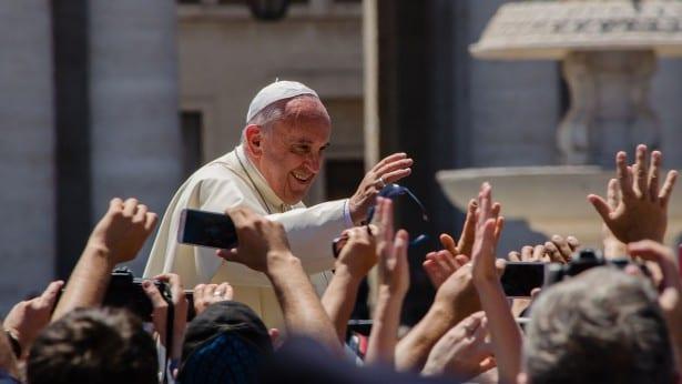 papież Franciszek autor Alfredo Borba wikimedia