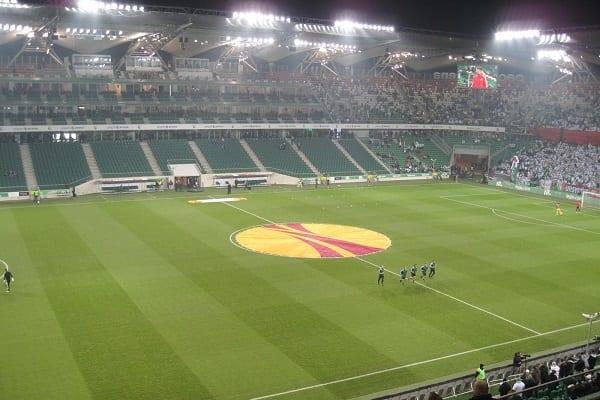 Liga Europy: Bezbramkowy remis Legii z Ajaxem Amsterdam. Duża kontrowersja sędziowska