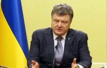 Poroszenko: Nasza flaga ponownie zawiśnie nad Krymem i Donieckiem