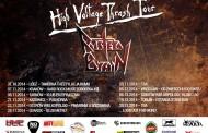 Rusted Brain rusza w trasę koncertową! Muzyka nie dla małych dzieci