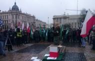 W Lublinie protestowano przeciwko manipulacjom wyborczym. Kowalski: Pojedynczo nie damy rady [FOTORELACJA]