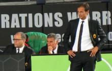 Massimiliano Allegri: Musimy uważać na Salaha