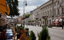 Ranking handlowych ulic: Nowy Świat na 44. miejscu