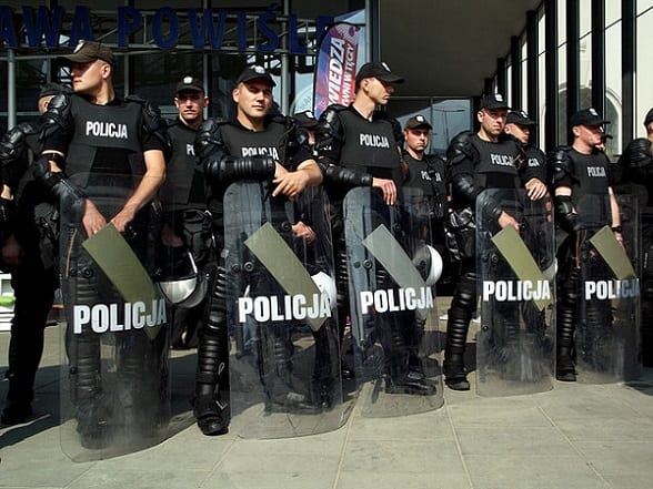 W policji rekordowa liczba wakatów. Najwyższa od lat