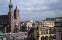 Kraków turystyczną stolicą Polski, Warszawa dominuje w wizytach biznesowych