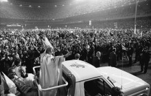 Rok temu kanonizowano Jana Pawła II