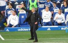 Mourinho ponownie zły na sędziów.