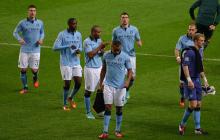 LM: Man City wygrywa w Kijowie, remis w Eindhoven