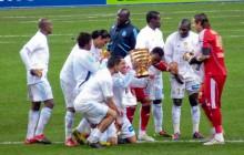 Marsylia sensacyjnie odpada z Pucharu Francji!
